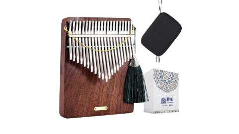 LingTing LT K21W - LingTing LT-K21W 21 keys Kalimbas Mbira Thumb Piano Banggood Coupon Promo Code