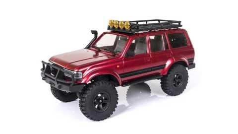ROCHOBBY Katana - ROCHOBBY Katana 1/18 Crawler RC Car Banggood Coupon Promo Code [Czech Warehouse]