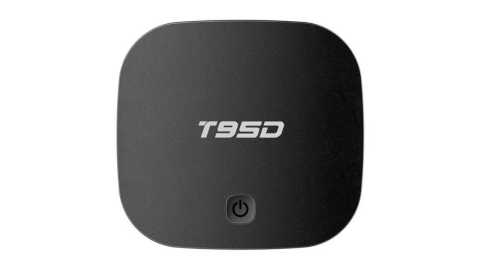 Sunvell T95D - Sunvell T95D 4K TV Box Banggood Coupon Promo Code [1+8GB]