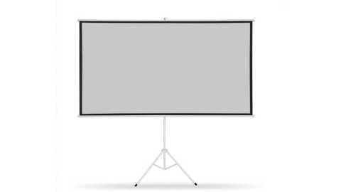 Thinyou Tripod Projector Screen - Thinyou Tripod Projector Screen 100 inch Banggood Coupon Promo Code [Czech Warehouse]