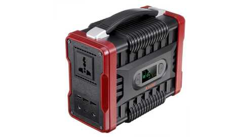 XMUND XD PS1 - XMUND XD-PS1 222wh Portable Power Station Banggood Coupon Promo Code [USA Warehouse]