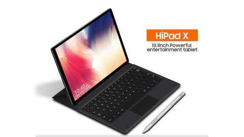 chuwi hipad x - CHUWI HiPad X 4G Tablet Gearbest Coupon Promo Code [6+128GB]