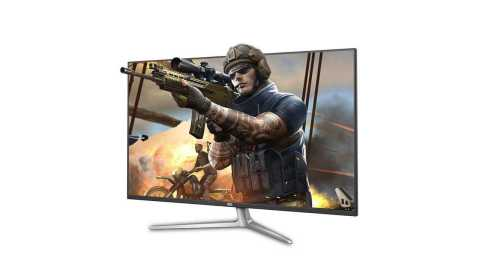 AOC U4308V - AOC U4308V 43-Inch 4K IPS Monitor Banggood Coupon Promo Code [Czech Warehouse]