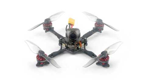 Happymodel Crux3 - Happymodel Crux3 1-2S FPV Racing Drone Banggood Coupon Promo Code