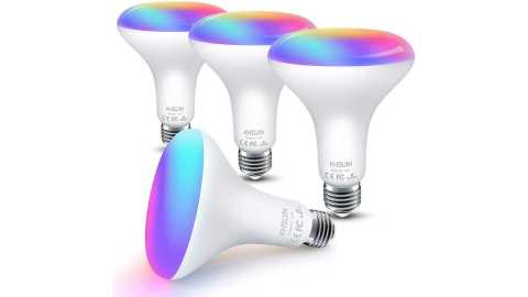 KHSUIN Smart Light Bulb - KHSUIN Smart Light Bulb Amazon Coupon Promo Code [4Pack]