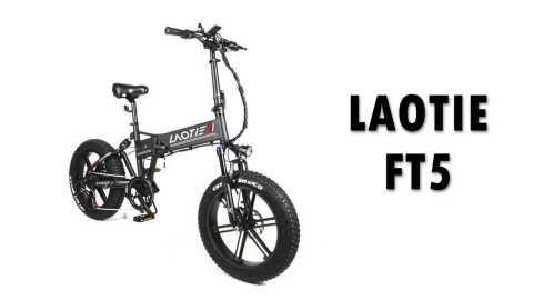 LAOTIE FT5 - LAOTIE FT5 Folding Electric Moped Bike Banggood Coupon Promo Code
