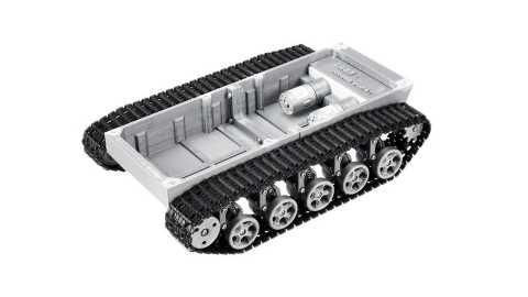 Small Hammer 3D Tank Chassis - Small Hammer 3D Printed Tank Chassis for Smart Car Banggood Coupon Promo Code