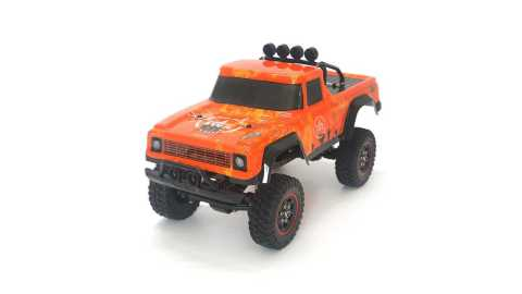 sg 1802 - SG 1802 1/18 4WD RTR Rock Crawler RC Car Banggood Coupon Promo Code [Czech Warehouse]