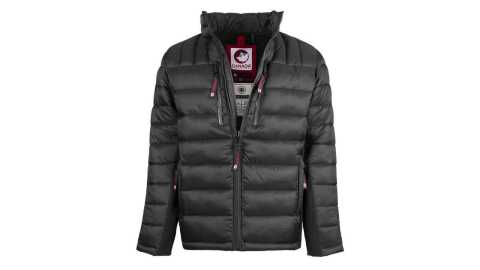 Canada Weather Gear Mens Light Weight Puffer Jacket - Canada Weather Gear Men's Light Weight Puffer Jacket Proozy Coupon Promo Code