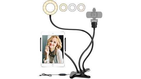ELEGIANT Webcam Light Stand - ELEGIANT Webcam Ring Light Stand Amazon Coupon Promo Code