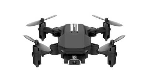 LS MIN - LANSENXI LS-MIN Mini WiFi FPV RC Drone Banggood Coupon Promo Code