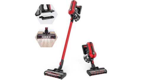 MOOSOO Cordless Vacuum - MOOSOO K23 Cordless Vacuum Amazon Coupon Promo Code