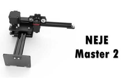 NEJE Master 2 - NEJE Master 2 Laser Engraving Machine Banggood Coupon Promo Code [10W]