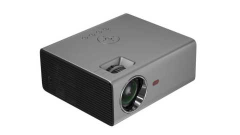 Rigal RD 825 - Rigal RD-825 LED Projector Banggood Coupon Promo Code