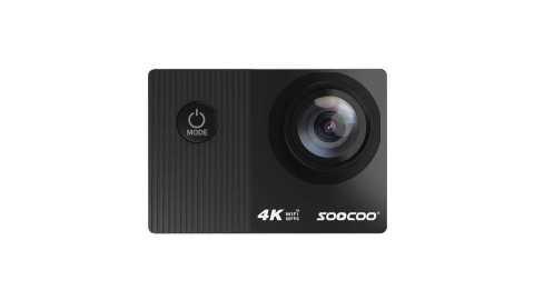 SOOCOO F91R - SOOCOO F91R Ultra HD 4K Action Camera Banggood Coupon Promo Code