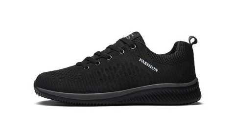 TENGOO Fly D Men Sneakers - TENGOO Fly-D Men Sneakers Banggood Coupon Promo Code [Czech Warehouse]