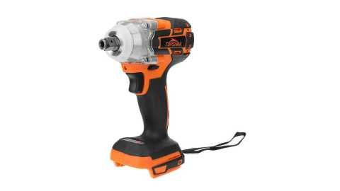 Topshak TS PW1 - Topshak TS-PW1 Cordless Brushless Impact Wrench Banggood Coupon Code [Spain Warehouse]