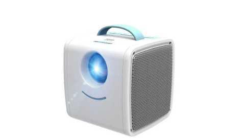 VEIDADZ Q2 projector - VEIDADZ Q2 Mini Portable LCD Projector Banggood Coupon Promo Code