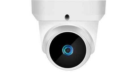 Xiaovv Q1 - Xiaovv Q1 1080P Dome Pan Tilt IP Camera Banggood Coupon Promo Code [Czech Warehouse]