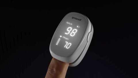 YUWELL YX102 - YUWELL YX102 Finger Clip LED Pulse Oximeter Banggood Coupon Promo Code