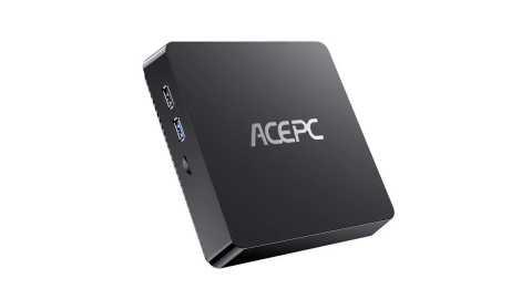ACEPC Mini PC - ACEPC T11 Mini PCAmazon Coupon Promo Code [Atom Z8350 4+64GB eMMC+120GB SSD]