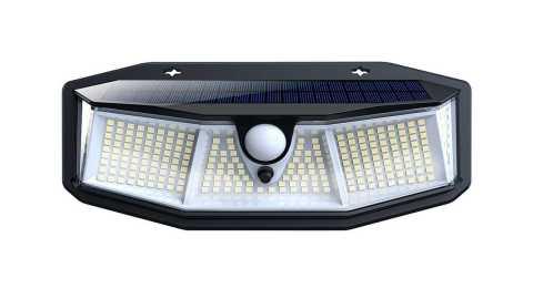 ARILUX 308LED Solar Wall Light - ARILUX 308LED Solar Wall Light Banggood Coupon Promo Code