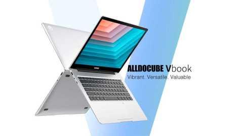 Alldocube VBook - Alldocube VBook Laptop 13.5 inch Banggood Coupon Promo Code [N3350 8+256GB]