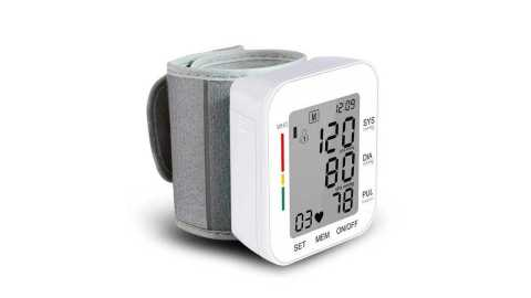 Blood Pressure Monitor - Intellisense Wrist Electronic Blood Pressure Monitor Banggood Coupon Promo Code