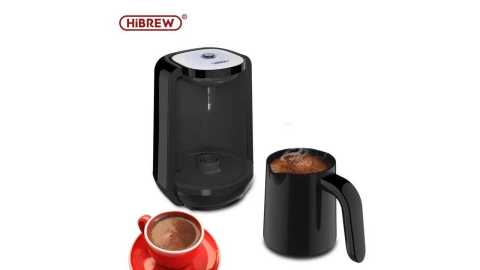 HiBREW CM1179 GS - HiBREW CM1179-GS Automatic Turkish Coffee Machine Banggood Coupon Promo Code
