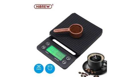 HiBREW Electronic Coffee Timing Scale - HiBREW Electronic Coffee Timing Scale Banggood Coupon Promo Code
