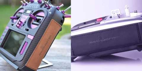 RadioMaster Leather Side Grips Replacement - RadioMaster Leather Side Grips Replacement for TX16S Transmitter Banggood Coupon Promo Code