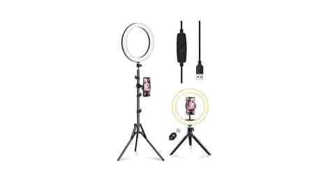 Samuyang LED Make Up Light - Samuyang Selfie Ring Light Amazon Coupon Promo Code
