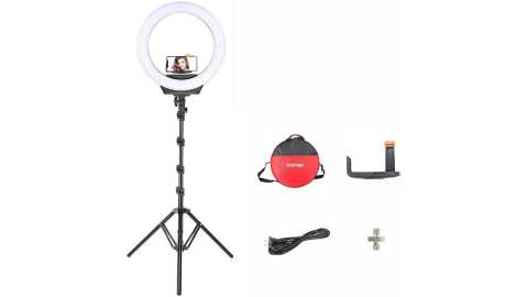Zomei Dimmable Ring Light 16 Inch - Zomei Dimmable Ring Light 16-Inch Amazon Coupon Promo Code