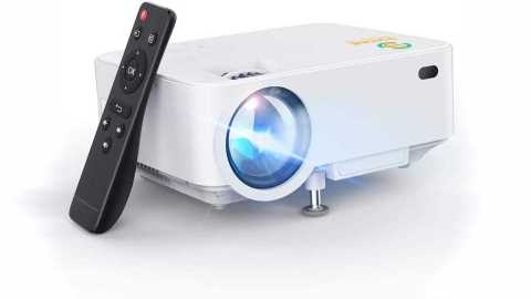 3Stone Upgraded LCD Video Projector - 3Stone Upgraded Portable LCD Video Projector Amazon Coupon Promo Code