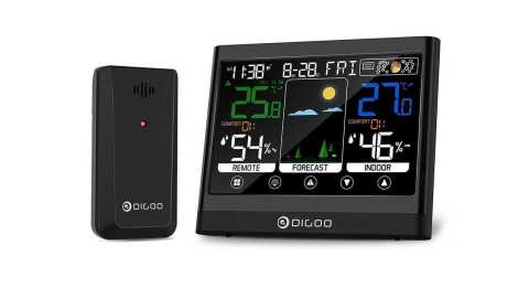 DIGOO DG TH8622 - DIGOO DG-TH8622 Weather Station Banggood Coupon Promo code