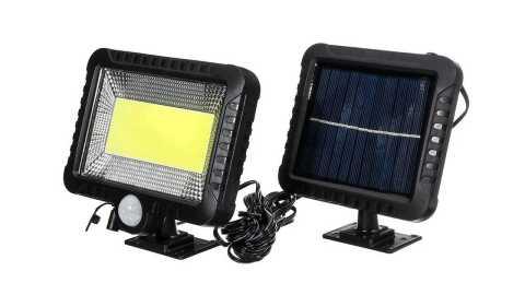 IPRee COB 100LED - IPRee COB 100 LED Solar Lamp Banggood Coupon Promo code
