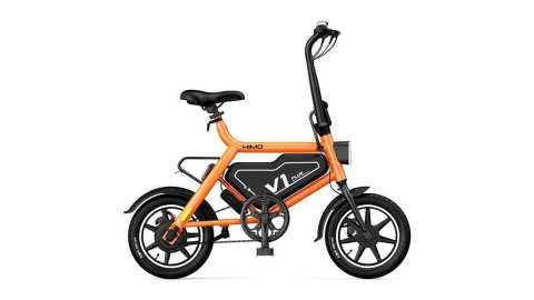 HIMO V1 Plus - HIMO V1 Plus Folding Electric Bike Geekbuying Coupon Promo Code [Poland Warehouse]