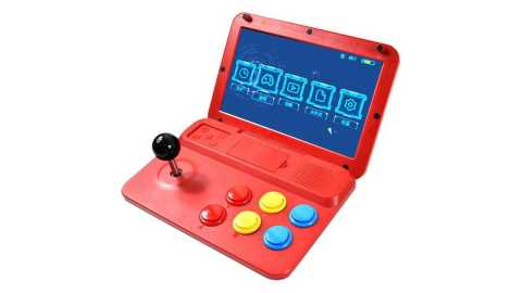 Powkiddy A13 - Powkiddy A13 Video Game Console Geekbuying Coupon Code [32GB/2500 Games] [Germany Warehouse]