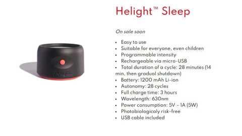 helight sleep - Helight Sleep Promo Code Deal