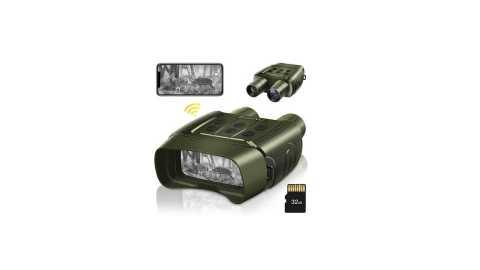ZumYu - ZumYu WiFi Night Vision Binoculars Amazon Coupon Promo Code