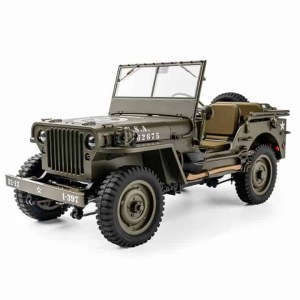 Eachine Rochobby 1941 Willys MB 1/12 RC Car