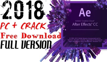 Adobe After Effects CC Crack v18.4.0.41 Full Latest Version Free Download 2021