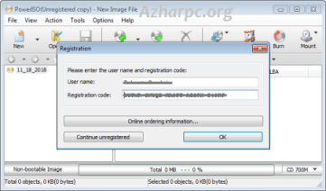 PowerISO Crack 8.0 With Serial Key Free Download [Latest] 2022