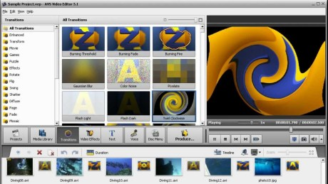 AVS Video Editor Crack [9.5.1.382] With Latest Version Free Download