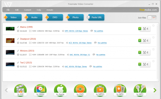 Freemake Video Converter Crack 4.1.13.96 with Key [Latest Version] Free Download 2021