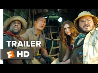 Jumanji: The Next Level Trailer #1 (2019)   Movieclips