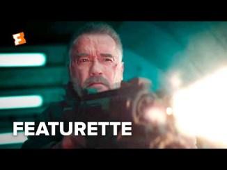 Terminator: Dark Fate Comic-Con Featurette (2019)   Movieclips Trailers