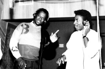 Luther Vandross & Doc Powell, 1978