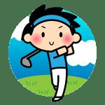 北海道ゴルフ第二ラウンド