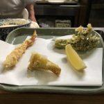 超オススメの仙台天ぷら天松で奥様のお誕生日ご飯